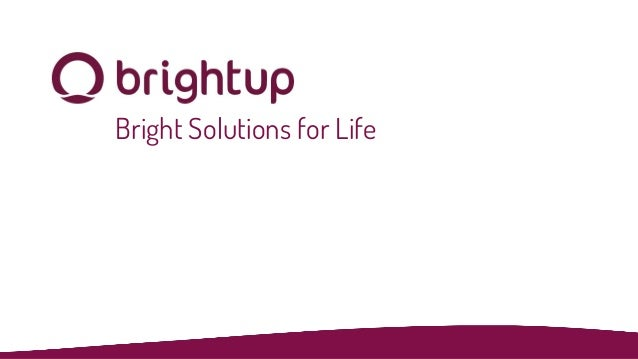 Brightup Smart Lighting Solutions. Bright Solutions For Life ...