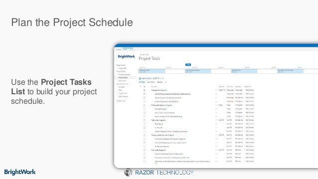 brightwork free project management template for microsoft sharepoint