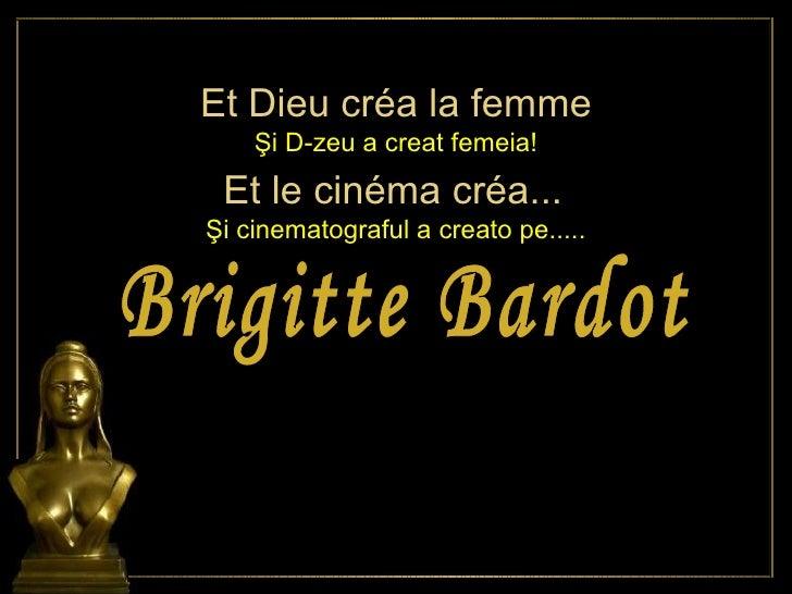 Brigitte Bardot Slide 2