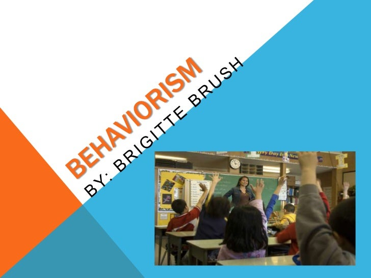 Menu• Main Points• Key Figures• Behaviorism in the Classroom• Behaviorism in My Classroom