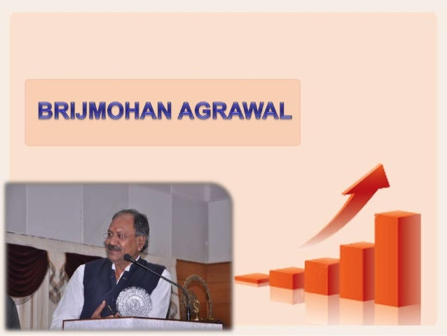 Brijmohan Agrawal, born on 1 May 1959, is a cabinet minister in the Bharatiya Janata Party (BJP), ministry of Chhattisgarh...