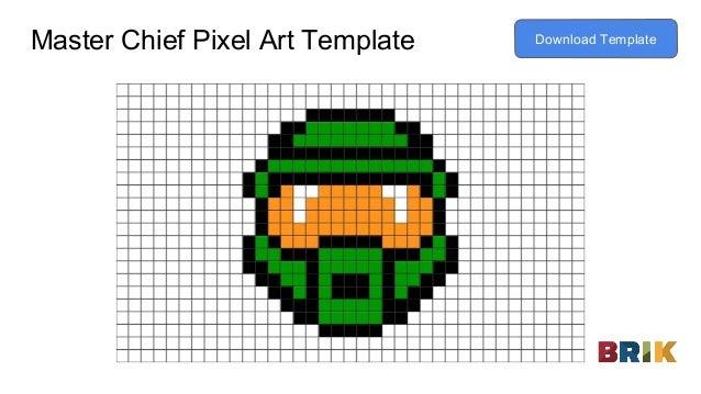yoshi pixel art template download template