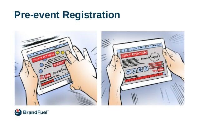 Pre-event Registration