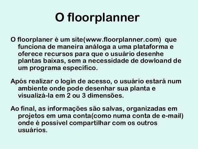 Brincando E Aprendendo No Floorplanner