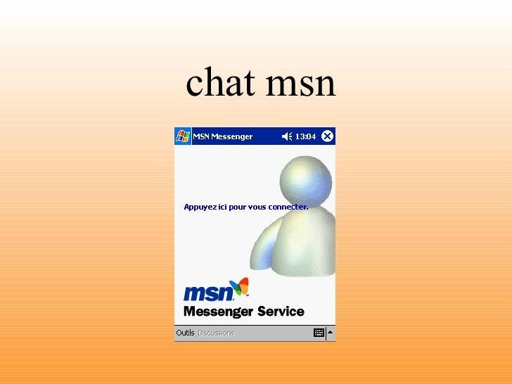 chat msn