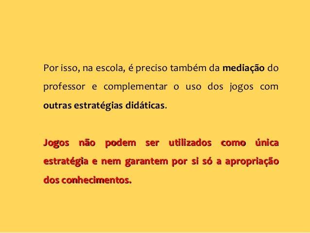 O lúdico e a Língua Portuguesa