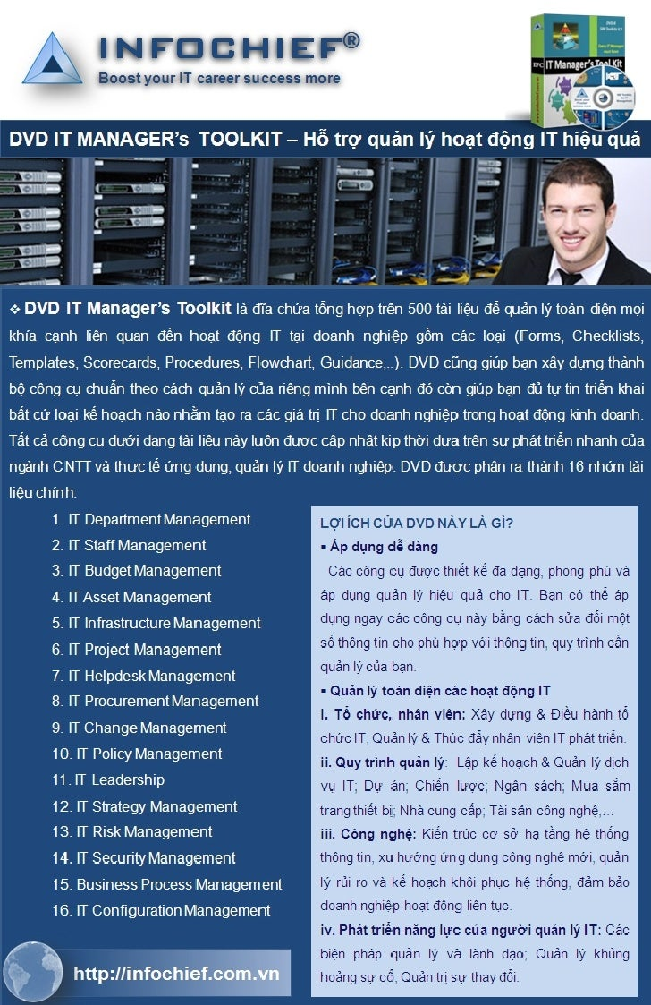 DVD - IT Manager Toolkit