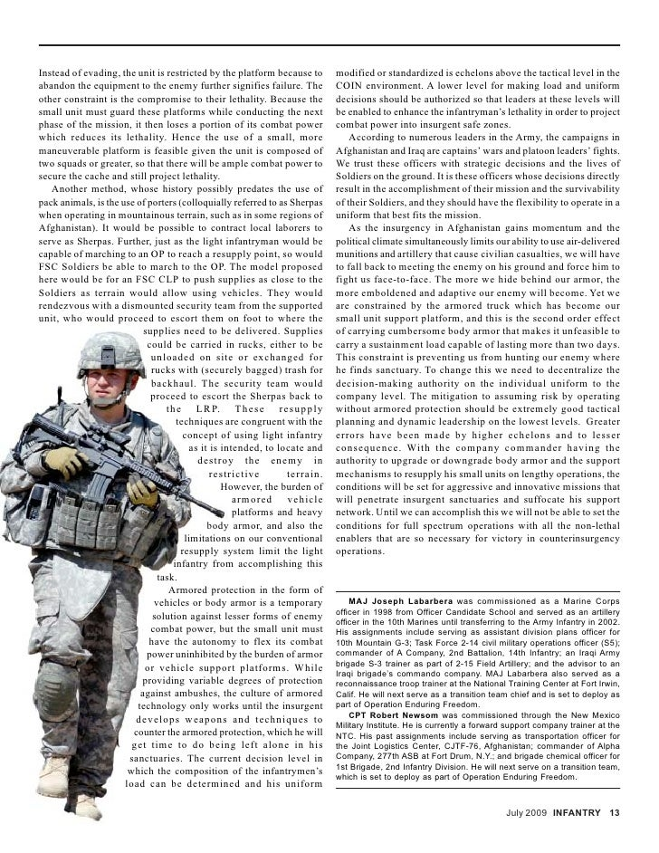 Light Mechanized Sappers (Airborne)