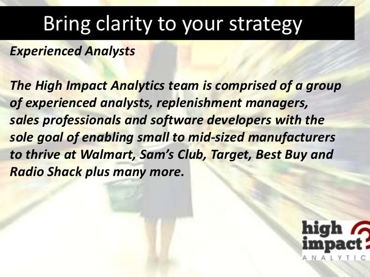 Bring Clarity To Your Strategy Slide 2