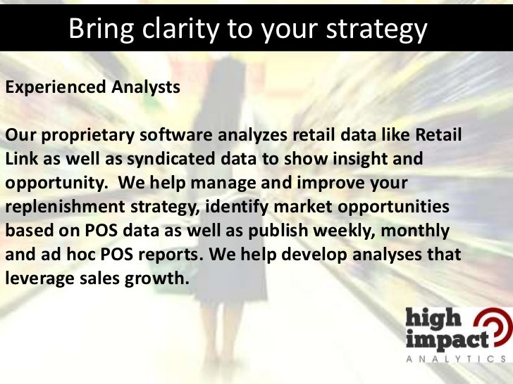 Bring Clarity To Your Strategy Slide 3