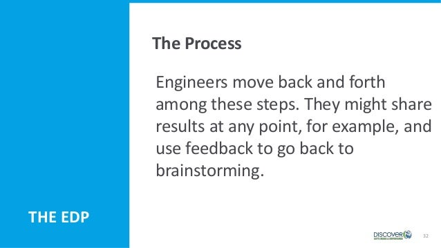 32 Engineers move back and forth among these steps. They might share results at any point, for example, and use feedback t...