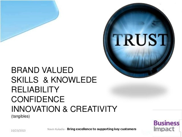 Bring excellence to supporting key customers Slide 3