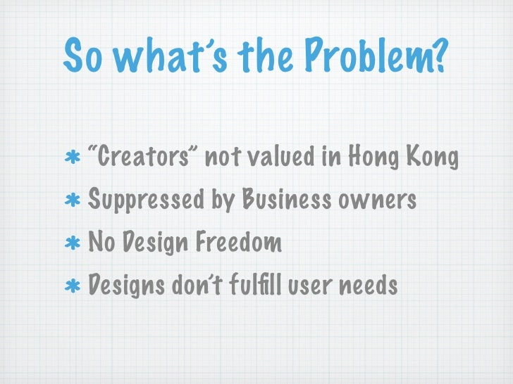 Bringing CUUSOO style user innovation to Hong Kong Slide 3