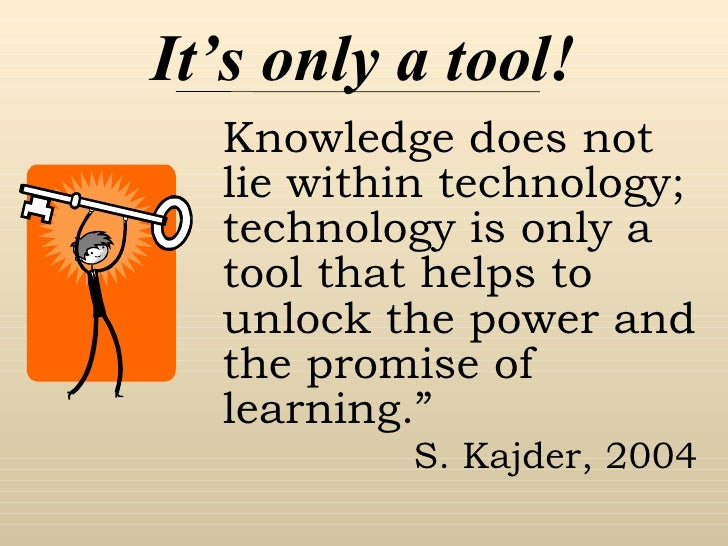 how to bring technology into the classroom