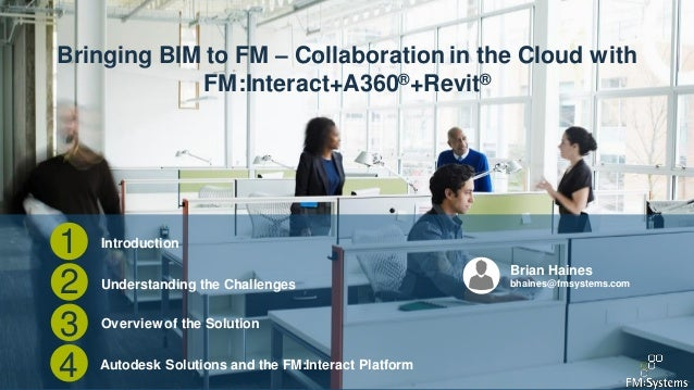 Forge   DevCon 2016: Bringing BIM To Facility Management With Forge U2013  Collaboration In The Cloud
