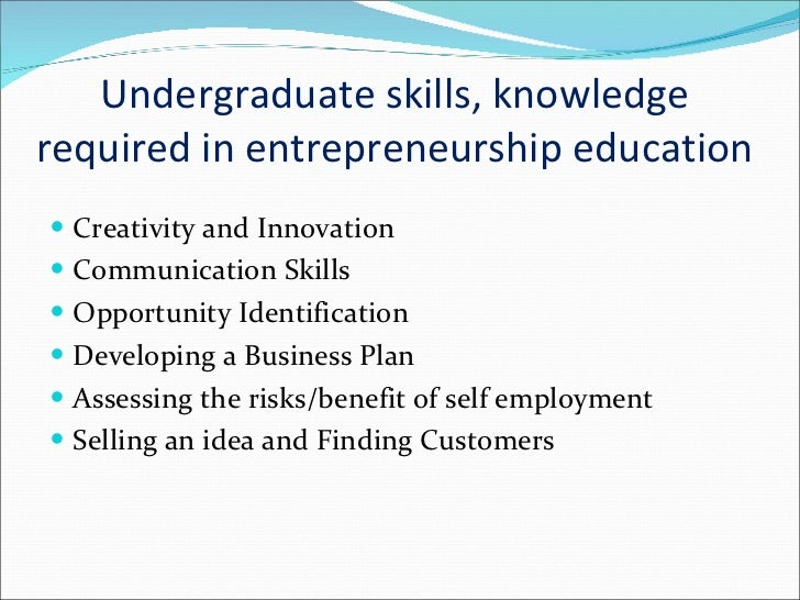 entrepreneurship classroom activities business plan basics baruch