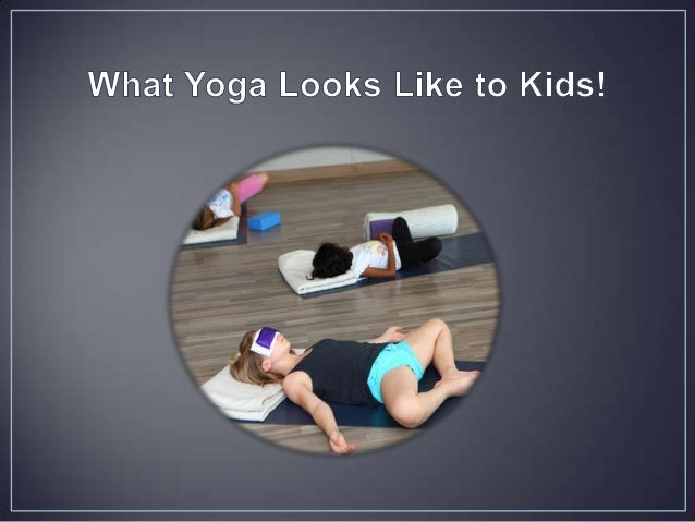 Bringing kids yoga into your classroom