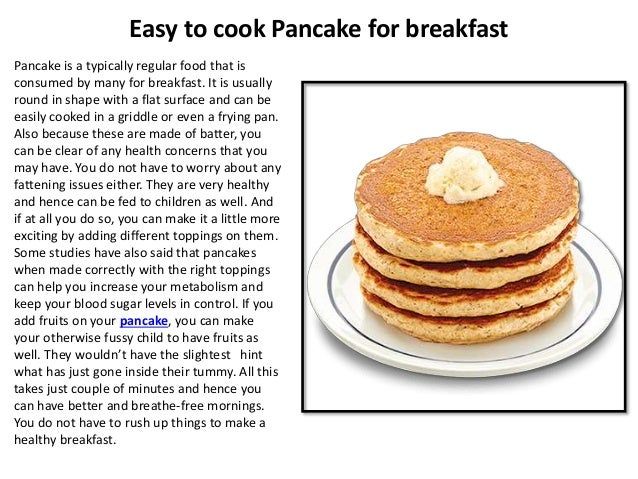 Bringing the concept of pancake in india easy to cook pancake ccuart Choice Image