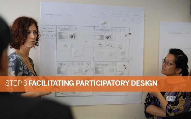 STEP 3 FACILITATING PARTICIPATORY DESIGN