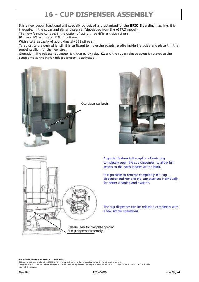 Brio Coffee Machine Manual