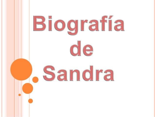 """Mi nombre es Sandra Kiayra Campos Cruz tengo 15 años y soy estudiante del Parroquial """"Señor de Huamantanga"""". Nací el 30 de..."""