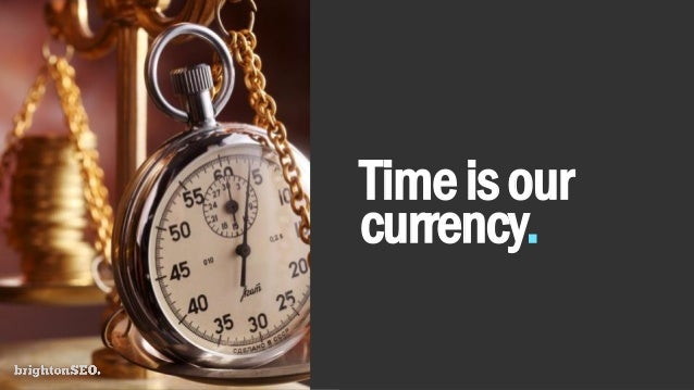 Timeisour currency.
