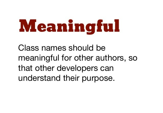 Decouple HTML/CSS