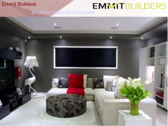 Brisbane luxury home builders for Cjm builders