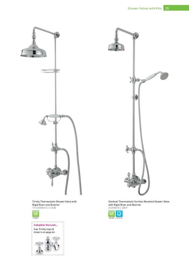 Bristan taps & showers 2014 catalogue