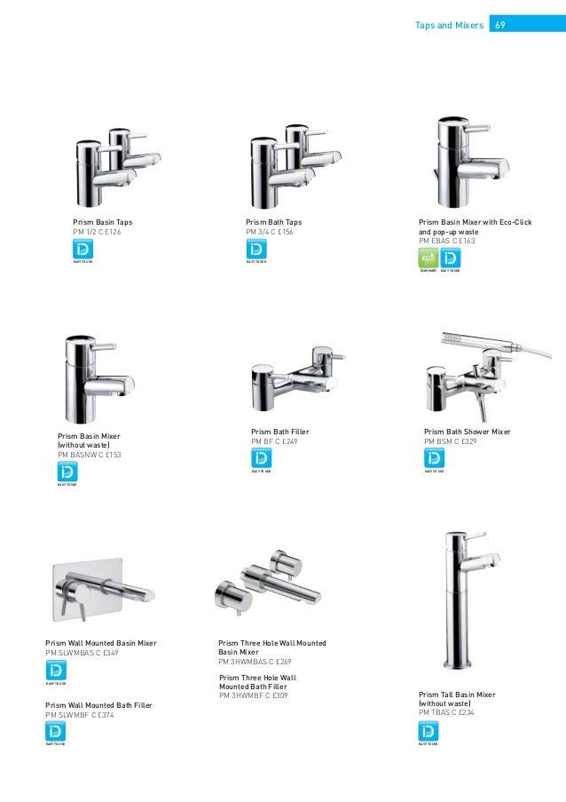 Bristan Taps Amp Showers 2014 Catalogue