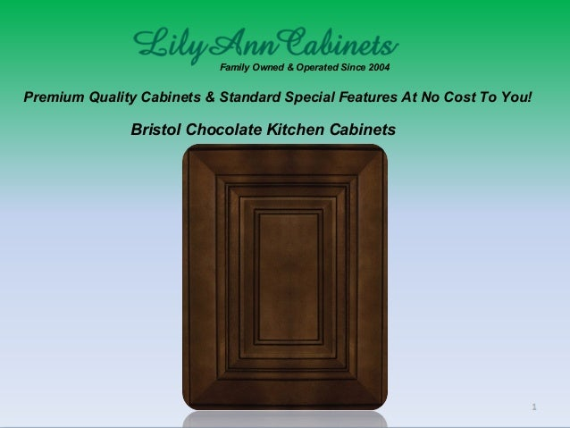 Bristol chocolate kitchen cabinets design ideas by lily for Bristol chocolate kitchen cabinets