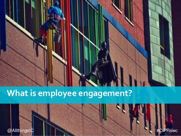 Internal communication and employee engagement by Rachel Miller Slide 3