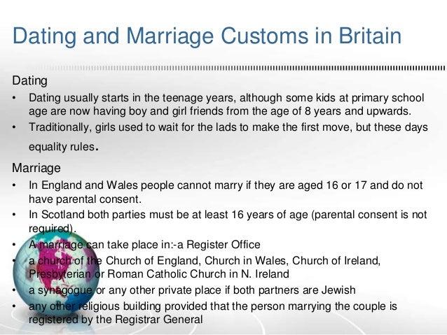 ireland dating customs