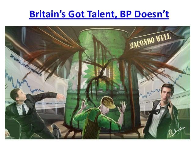 Britain's Got Talent, BP Doesn't