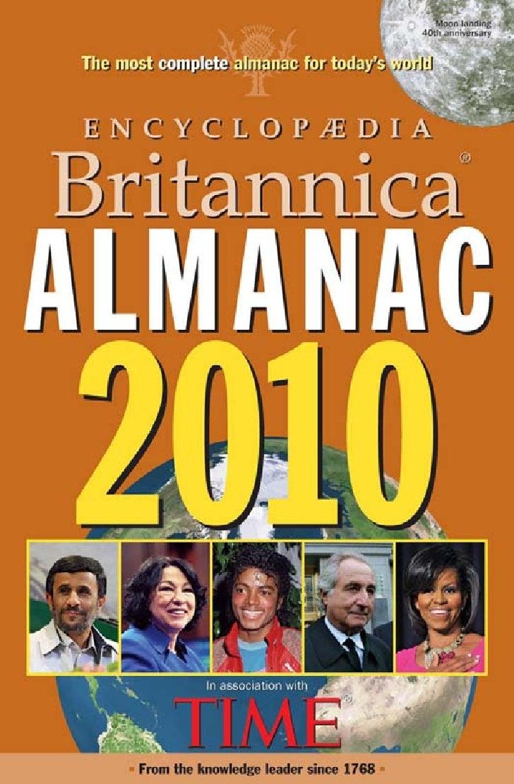 Britannica 2010