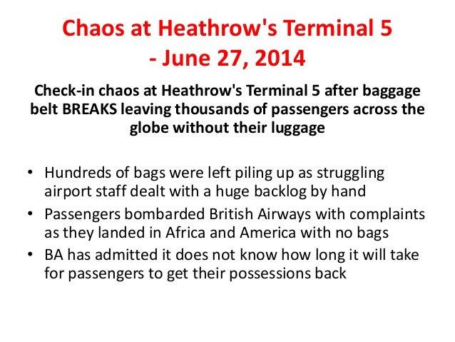 British airways Slide 2