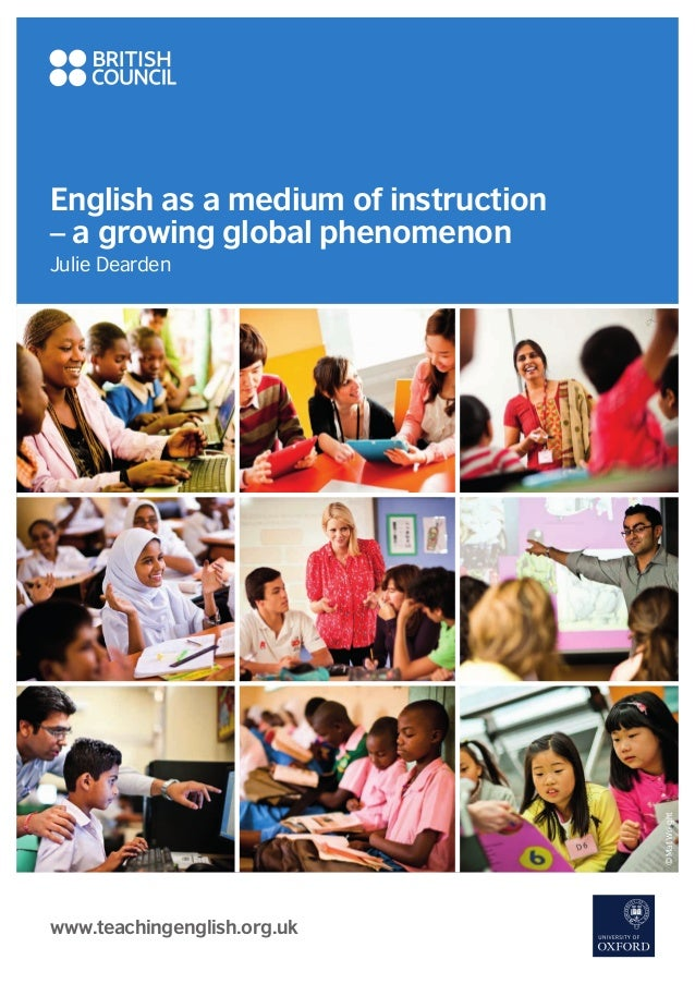 english as a medium of instruction in malaysia In malaysia, bahasa melayu was selected as the national and the official language of the nation (gill, 2002: 37), and in parallel, the role and status of english were radically reduced from being the sole medium of instruction in the education system during colonial times, english was relegated to being taught in schools as.