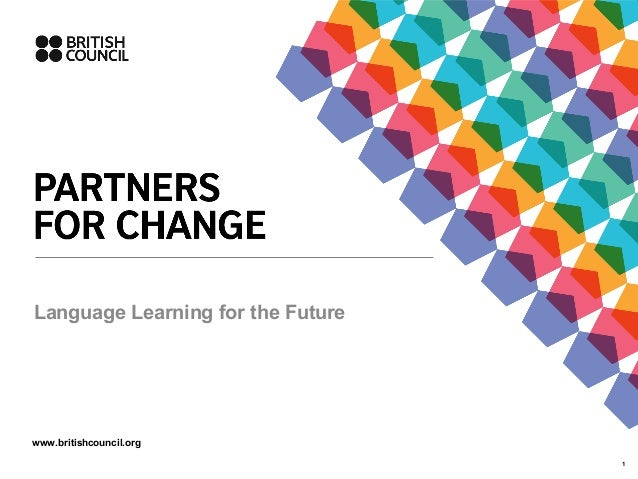 Language learning for the future
