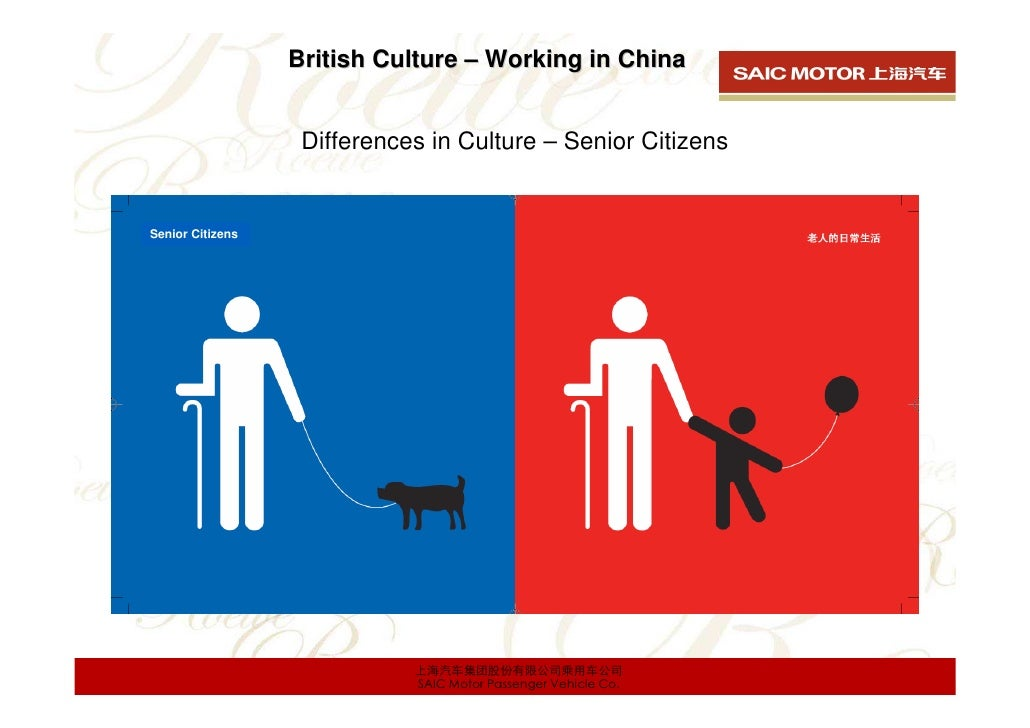 american vs chinese culture To better understand the cultures of china and the usa, let's turn to geert  hofstede's six factor model of culture this exercise should help us understand a  lot.