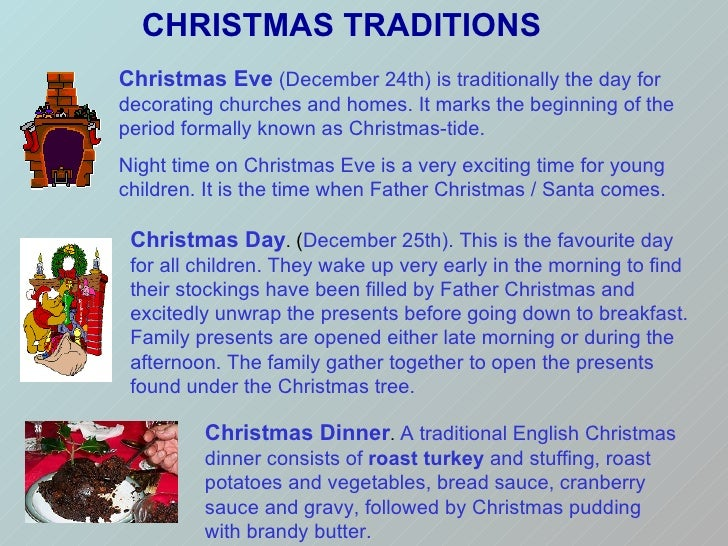 christmas traditions - British Christmas Traditions