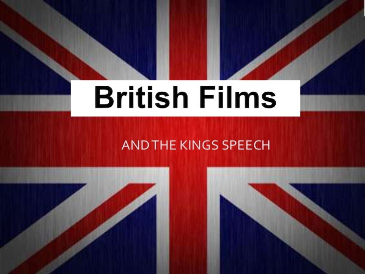 AND THE KINGS SPEECH