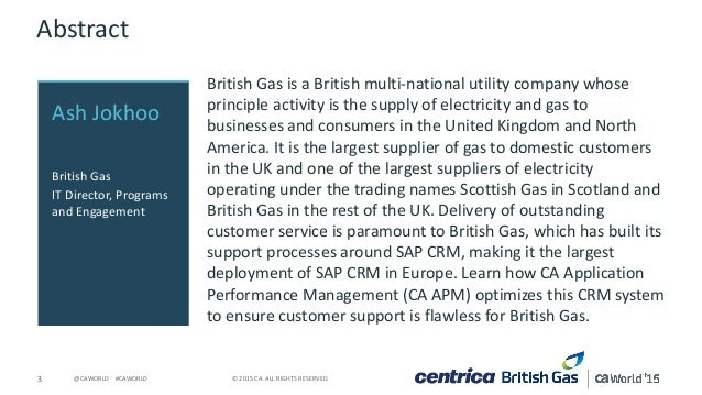 business case studies british gas We work with thousands of organizations  british standards online case studies  bs 11000 collaborative business relationships case studies.