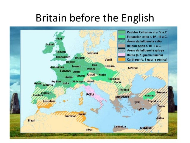Britain before the English