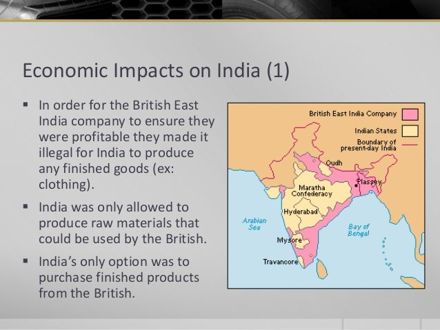 british imperialism in india The british took control of india in 1763, after defeating the french in the seven years war (1756-1763) the british controlled india through the british east.