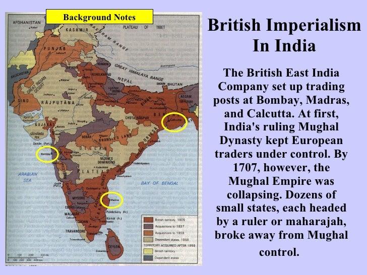 British imperialism in India essay help?