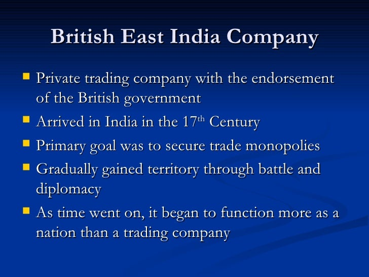 india before the british arrived