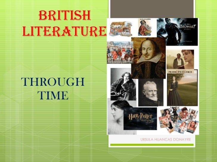 changes in literature through time Renaissance literature  the fourteenth through the sixteenth centuries in europe witnessed a deliberate break with feudal modes of living  an unquenchable .