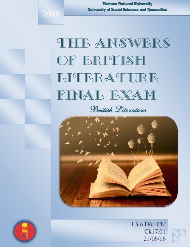 a2 literature final Here you can find worksheets and activities for teaching tests and exams to kids, teenagers or adults, beginner intermediate or advanced levels.