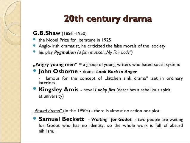 British literature timeline doplněné