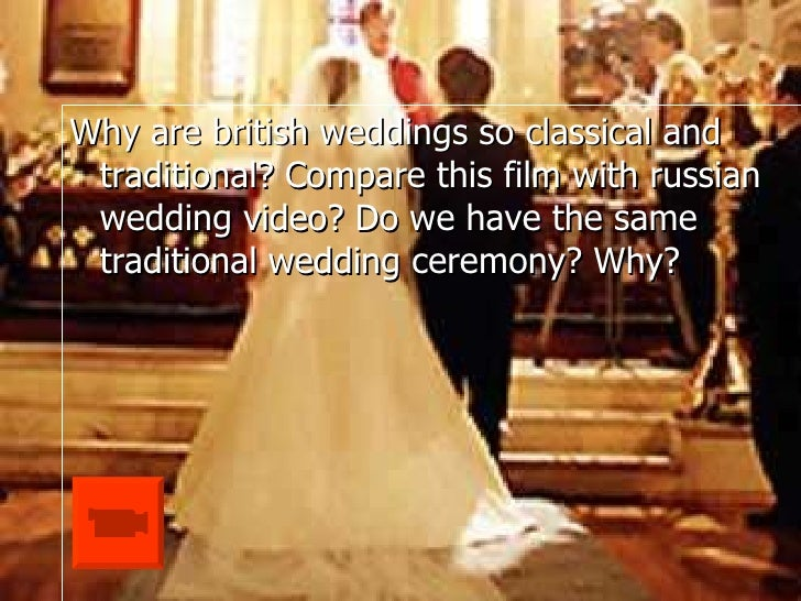 Hookup and wedding customs in england